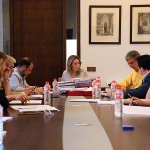 Aprobados proyectos de obras por importe de 480.000 euros en el Polígono, Antequeruela, Valparaíso y San Pedro el Verde.