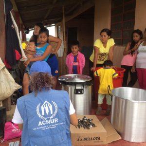 uego de perderlo todo en la avalancha, los pobladores de Mocoa, en Colombia, anhelan reconstruir sus vidas con dignidad