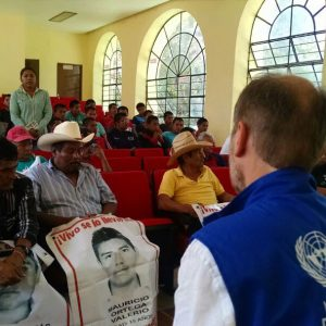 Expertos de la ONU urgen a México a tomar medidas firmes contra la impunidad