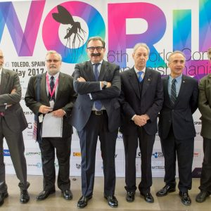 """Toledo se convierte en """"capital mundial de la lucha contra la leshmaniasis"""" en una importante convención científica"""