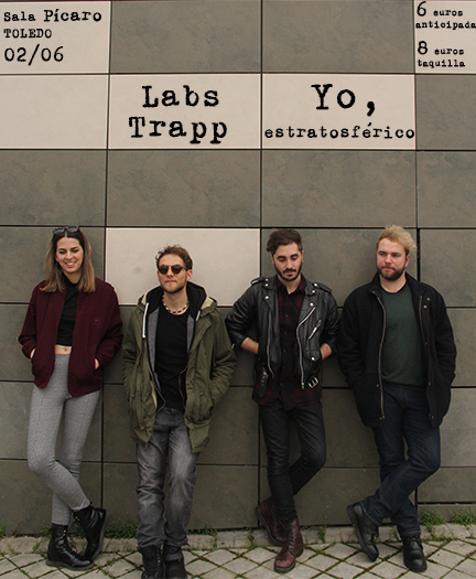 Labs Trapp + yo estratosferico