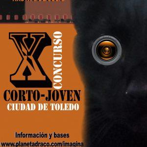 e abre el plazo para la presentación de los trabajos del Concurso de Cortos Ciudad de Toledo, que celebra su décima edición