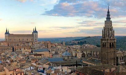 """Ciclo de Conferencias """"Toledo en cien años"""""""