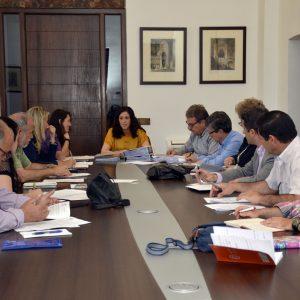 El Gobierno local informa a los miembros del Consejo Local de Medio Ambiente de las actuaciones del Plan de Poda y Plantación