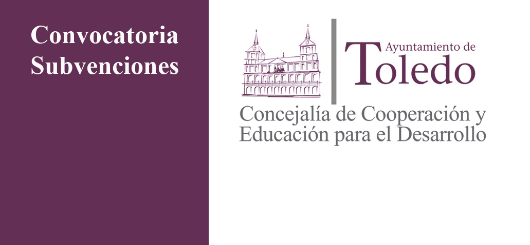 Convocatorias ayudas a la Cooperación 2018