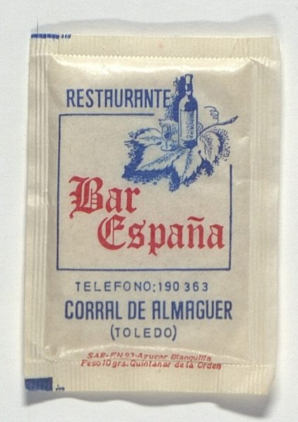 CORRAL DE ALMAGUER - Bar España