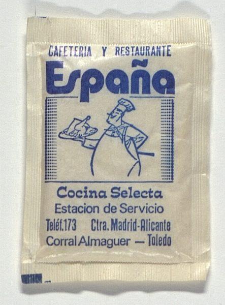 CORRAL DE ALMAGUER - Cafetería España Estación de Servicio. Ctra. Madrid-Alicante
