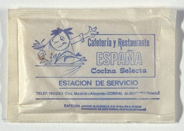 CORRAL DE ALMAGUER - Cafetería España Estación de Servicio. Ctra. Madrid-Alicante.