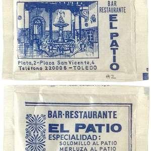 32 - De azucarillos: Establecimientos hosteleros de Toledo y su provincia en la década de 1980