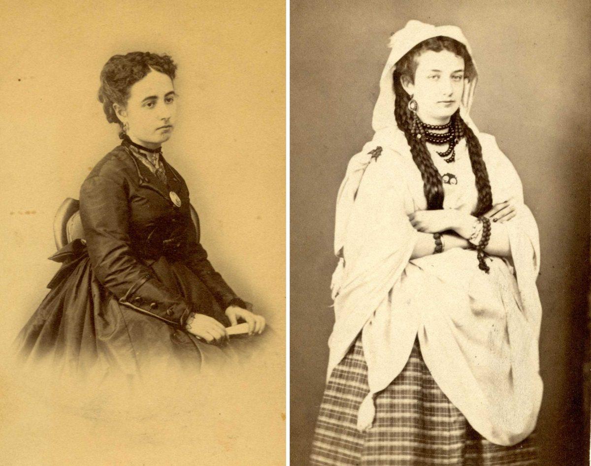 https://www.toledo.es/wp-content/uploads/2017/05/dos-mujeres-dos-fotografos-1200x947.jpg. Dos mujeres, dos fotógrafos (Toledo, 1870)