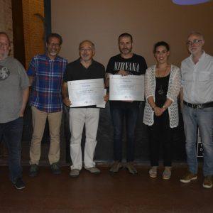 El Ayuntamiento participa en la entrega de premios del I Concurso de Cortos de Animación y Documentales sobre el Patrimonio