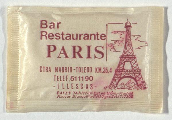 ILLESCAS - Bar-Restaurante París. Ctra. Madrid-Toledo, 35,4