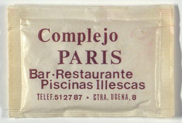 ILLESCAS - Complejo París Bar Restaurante. Ctra. Ugena, 8