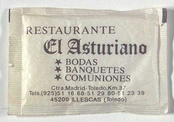 ILLESCAS - Restaurante El Asturiano. Ctra. Madrid-Toledo, 37