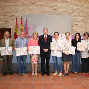 El Ayuntamiento hace entrega de los diplomas con motivo del Concurso de Ornamentación del Corpus Christi 2016