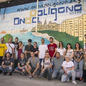 El Ayuntamiento clausura los talleres de radio ofrecidos con Onda Polígono en los que participaron 32 jóvenes
