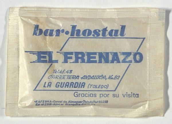 LA GUARDIA - Bar-Hostal El Frenazo. Ctra. Andalucía, km 82