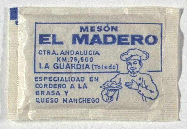 LA GUARDIA - Mesón El Madero. Ctra. Andalucía, km 78,500