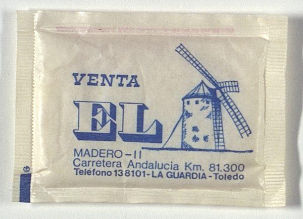 LA GUARDIA - Venta El Madero II. Ctra. Andalucía, km 81,300