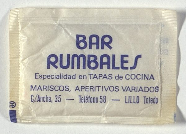 LILLO - Bar Rumbales. Calle Ancha, 35