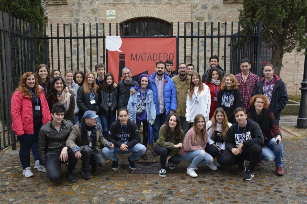 http://www.toledo.es/wp-content/uploads/2017/05/matadero-lab-1200x800.jpg. El Ayuntamiento apoya una iniciativa de Matadero Lab para la creación de un grupo de voluntariado juvenil cultural