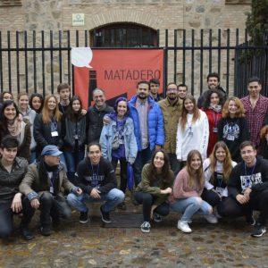 El Ayuntamiento apoya una iniciativa de Matadero Lab para la creación de un grupo de voluntariado juvenil cultural