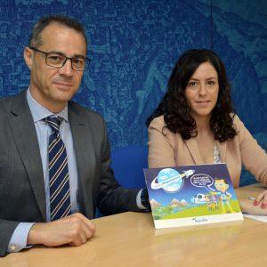 """Ayuntamiento y Aqualia animan a escolares a conocer los beneficios de la reutilización del agua con el concurso """"Misión Depuración"""""""