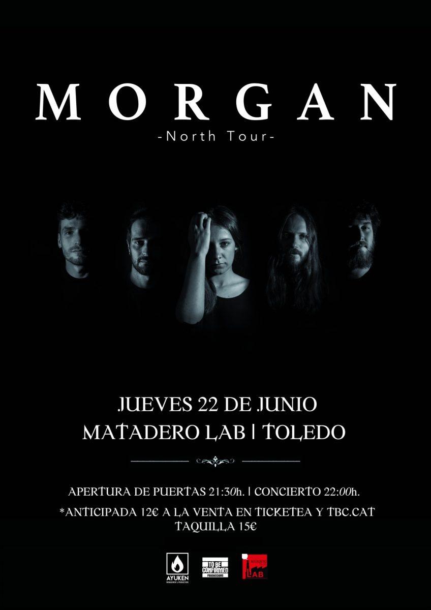 Concierto MORGAN