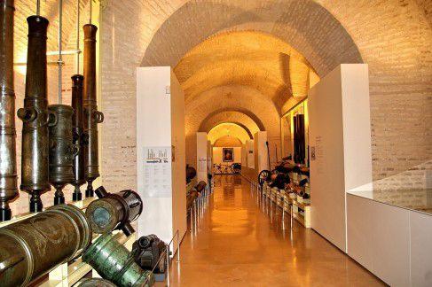 """MUSEO EN VIVO: """"Baldomero, el valiente artillero"""""""