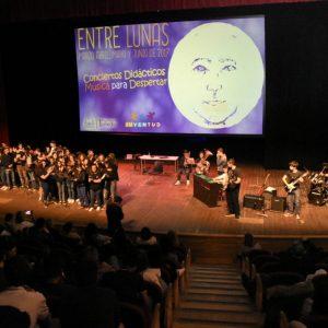 """a primera fase del programa 'Música para Despertar' culmina en el Palacio de Congresos con """"un concierto para recordar"""""""