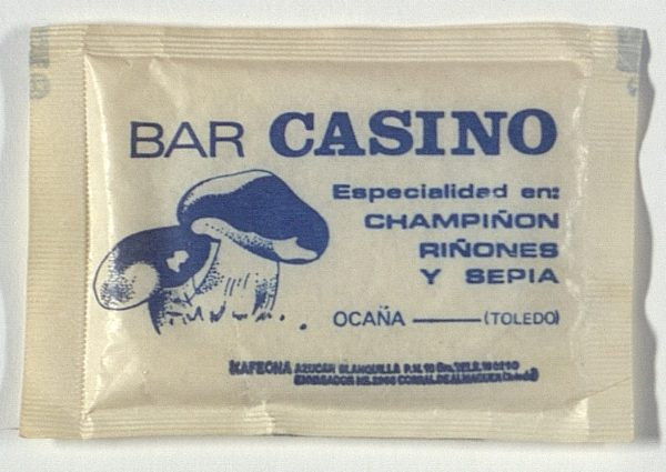 OCAÑA - Bar Casino