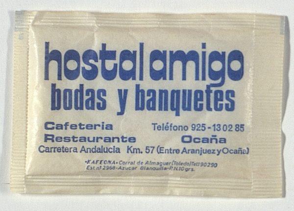 OCAÑA - Hostal Amigo. Ctra. Andalucía, km 57