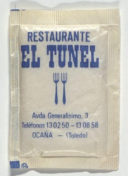 OCAÑA - Restaurante El Túnel. Avda. Generalísimo, 3