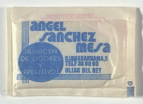 OLÍAS DEL REY - Almacén de licores y aperitivos Ángel Sánchez Mesa. Calle Guadarrama, 5