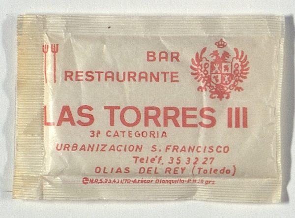 OLÍAS DEL REY - Bar Las Torres III. Urb. San Francisco