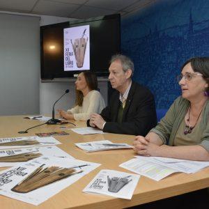 'Toledo Patrimonio Literario', lema de la XII Feria del Libro que arranca el sábado en Zocodover