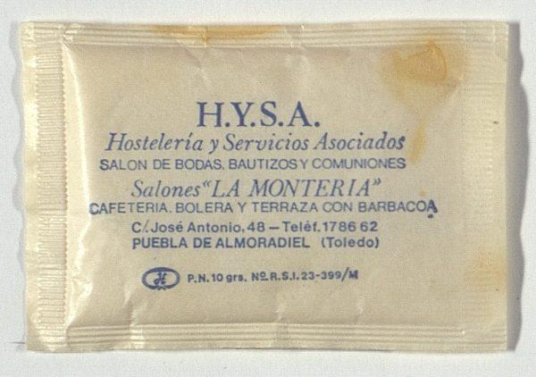 PUEBLA DE ALMORADIEL - Salones La Montería. Calle José Antonio, 48