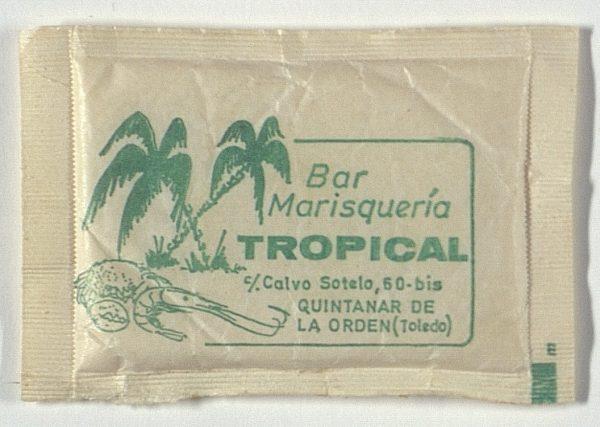 QUINTANAR DE LA ORDEN - Bar Marisquería Tropical. Calle Calvo Sotelo, 60 bis