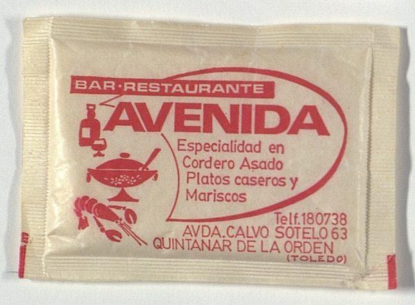 QUINTANAR DE LA ORDEN - Bar-Restaurante Avenida. Avda. Calvo Sotelo, 63