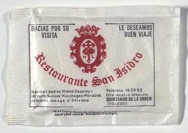 QUINTANAR DE LA ORDEN - Restarurante San Isidro. Ctra. Madrid-Albacete