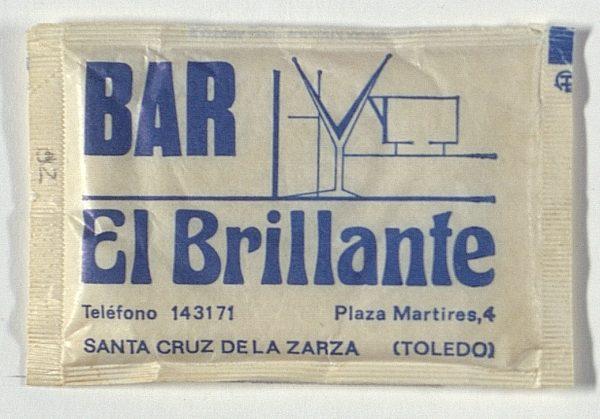 SANTA CRUZ DE LA ZARZA - Bar El Brillante. Pza. Mártires, 4