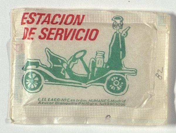 SESEÑA - Estación de Servicio
