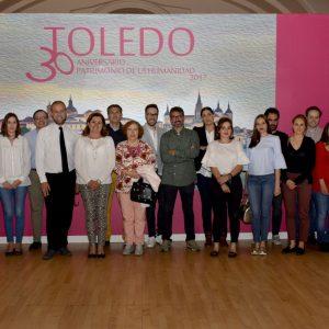 El Ayuntamiento forma en marketing y comunicación a empresarios del sector turístico de Toledo adheridos al SICTED