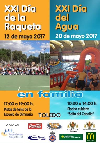 La piscina cubierta del Salto del Caballo acoge este sábado la celebración del Día del Agua con juegos y atracciones acuáticas