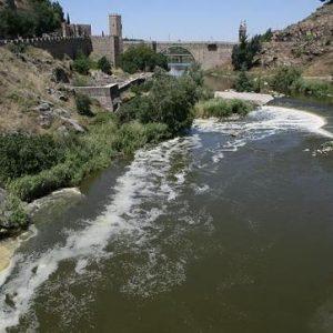"""a alcaldesa denunciará el estado """"agónico"""" del río Tajo a su paso por Toledo en el II Encuentro de Alcaldes por el Tajo"""