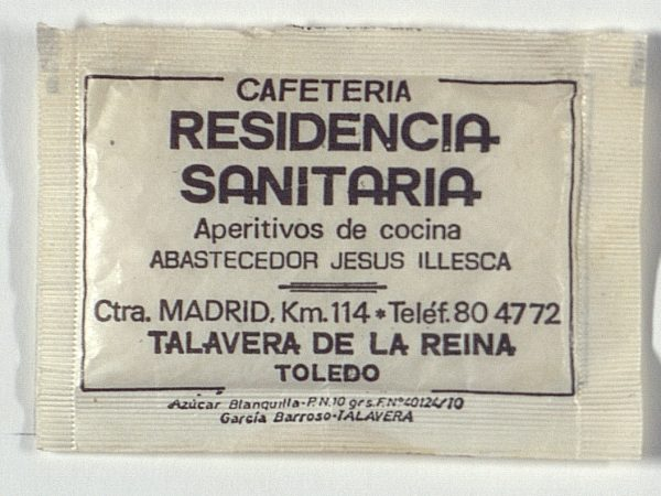 TALAVERA DE LA REINA - Cafetería Residencia Sanitaria. Ctra. de Madrid, km 114