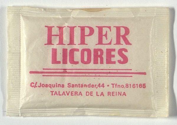 TALAVERA DE LA REINA - Hiper Licores. Calle Joaquína Santander, 44