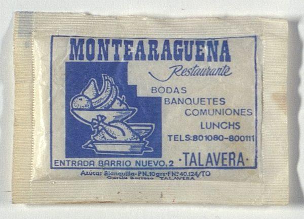TALAVERA DE LA REINA - Restaurante Montearagueña. Entrada Barrio Nuevo, 2
