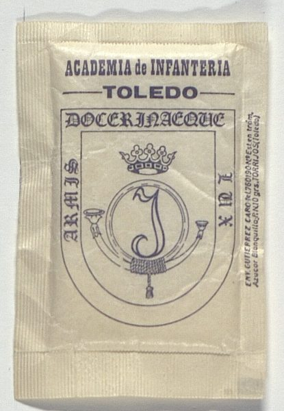 TOLEDO - Academia de Infantería