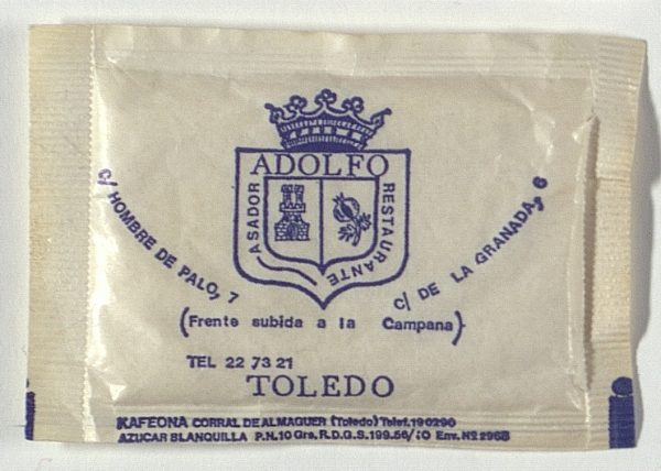 TOLEDO - Adolfo Asador-Restaurante. Hombre de Palo, 7 y Granada,6